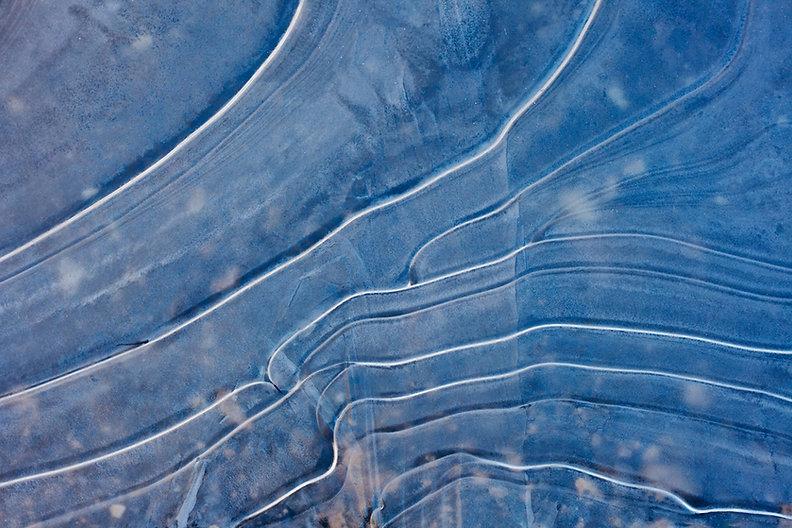 olas de hielo
