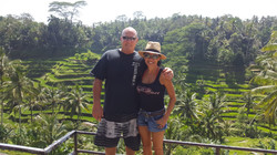 Bali no we did not fly ourselves