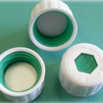 Wadded Caps - Hexlocs 22mm