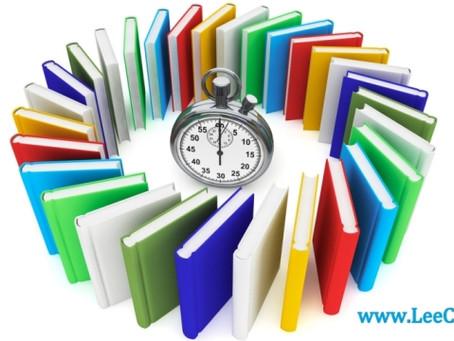5 Razones para ser un Lector Eficaz