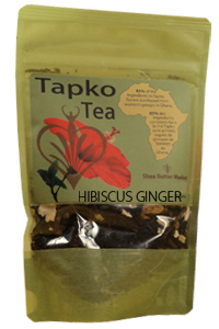 HIBISCUS GINGER TEA