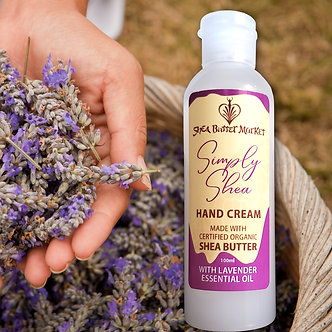 LAVENDER HAND CREAM . TRAVEL SIZE