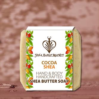 BAR SOAP ~COCOA SHEA~