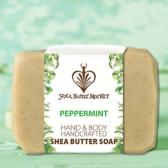 BAR SOAP ~PEPPERMINT~