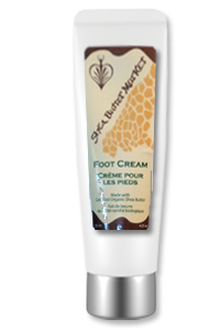 SHEA BUTTER ~FOOT CREAM~