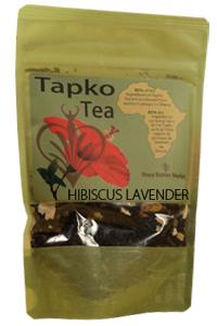HIBISCUS LAVENDER TEA
