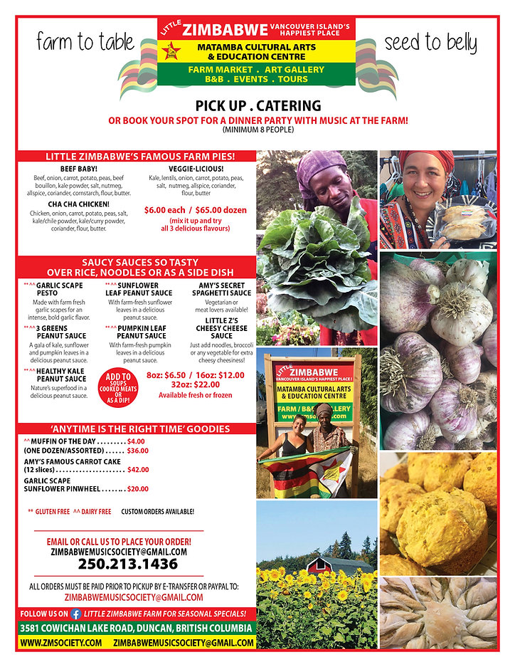 ________ZMS CATERING MENU . REV. JULY 20