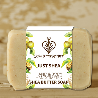BAR SOAP ~JUST SHEA~