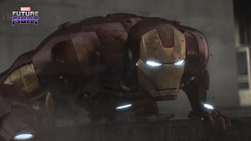 Future Fight 2   Iron Man