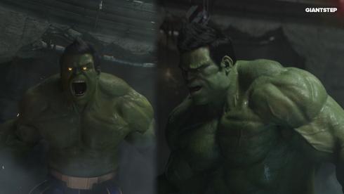 Future Fight 2   Hulk