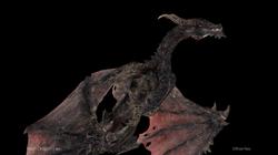 Dragon Diffuse Pass