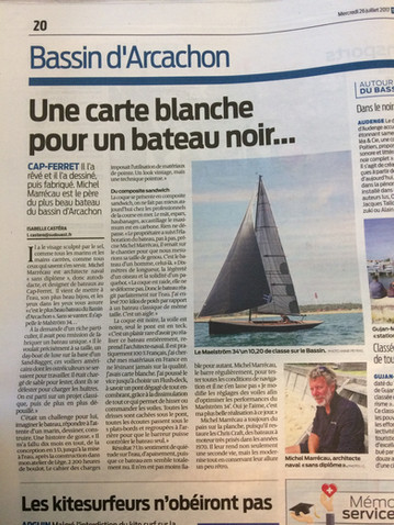 reportage Sud Ouest