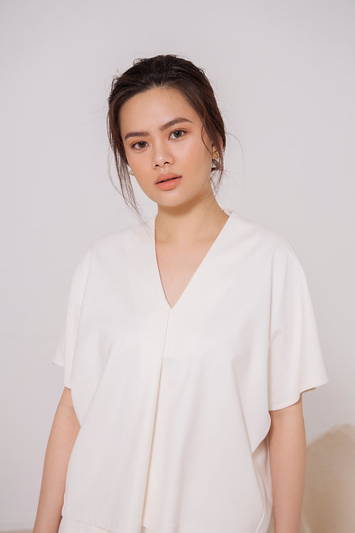 Pleat Wide Fit Shirt