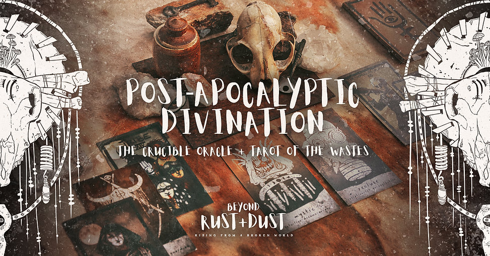 Post-Apocalyptic Divination Cover-W.jpg