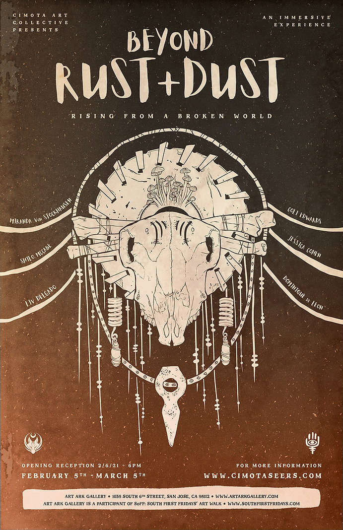Beyond Rust and Dust Poster