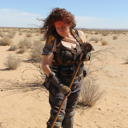 ech0 in the Desert - Photo by Red Banshee
