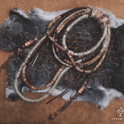 Copperhead Headdress