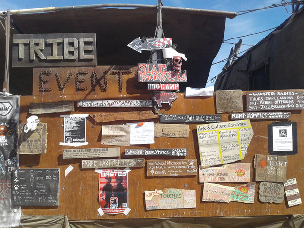 Tribe Event Board