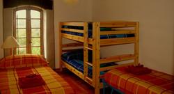 Zimmer für 4 Kinder oder 2 Erwachse