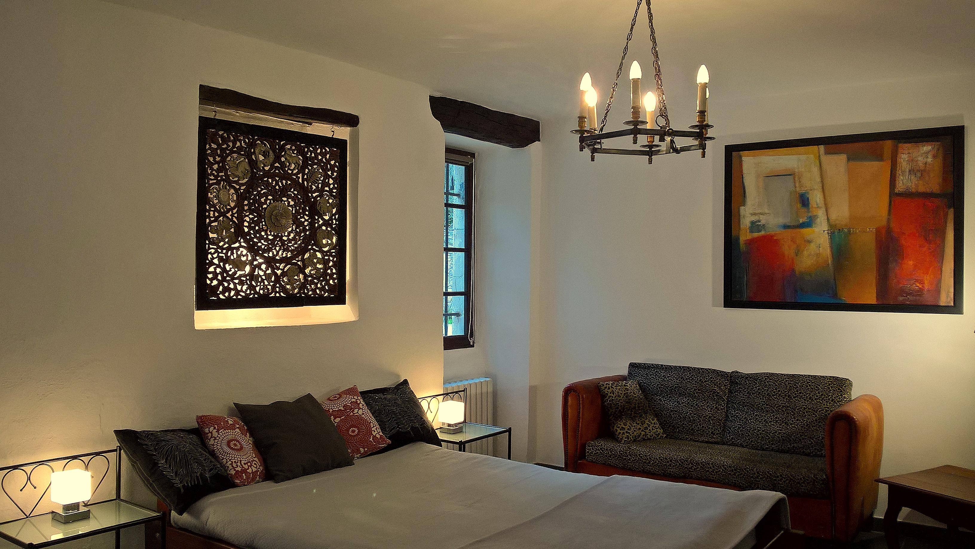 15m² double room
