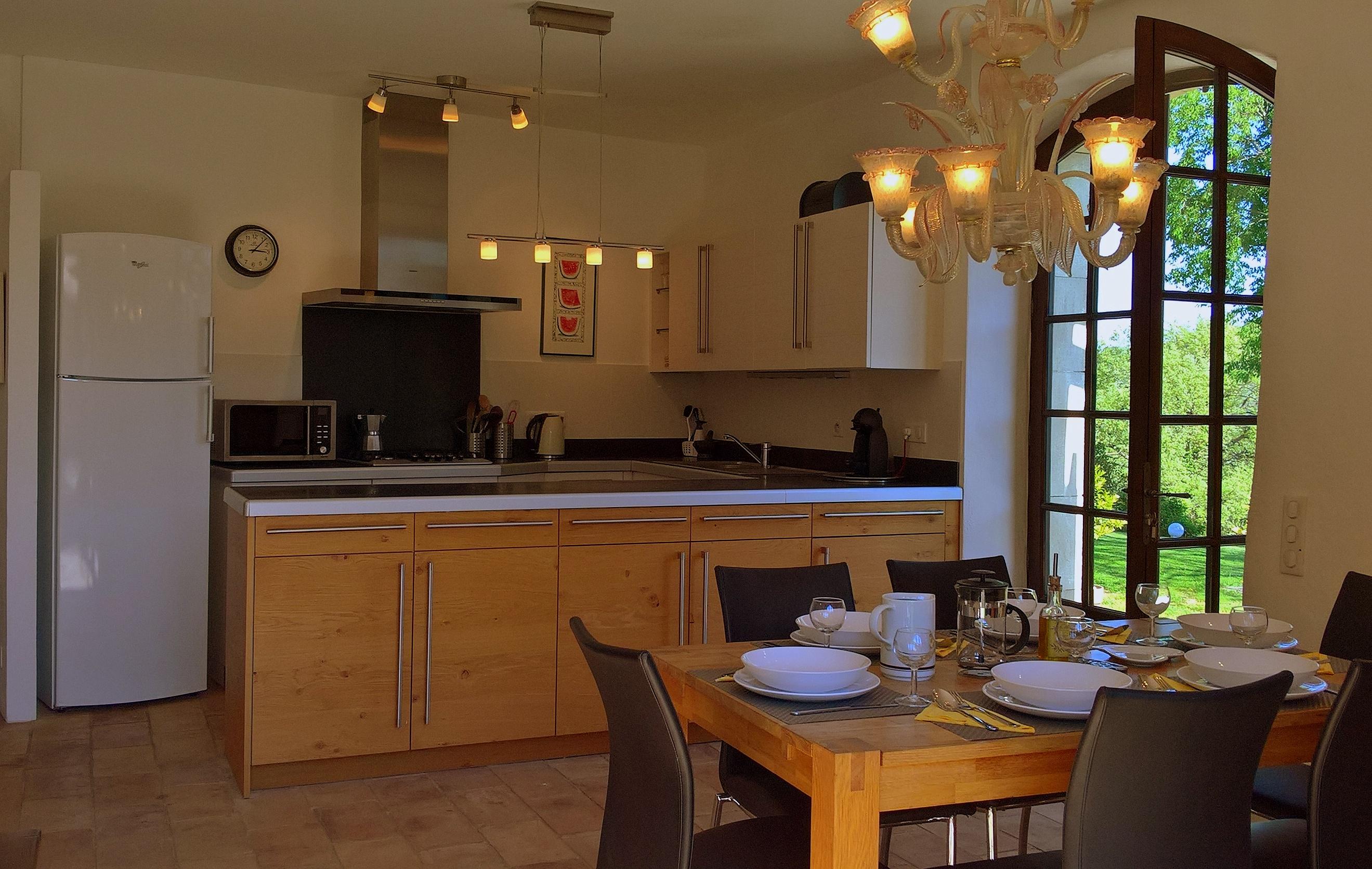 Die 35m² Küche