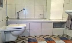 Mobilität-freundliches Badezimmer