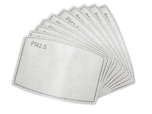 3~PM 2.5 Filters Kids