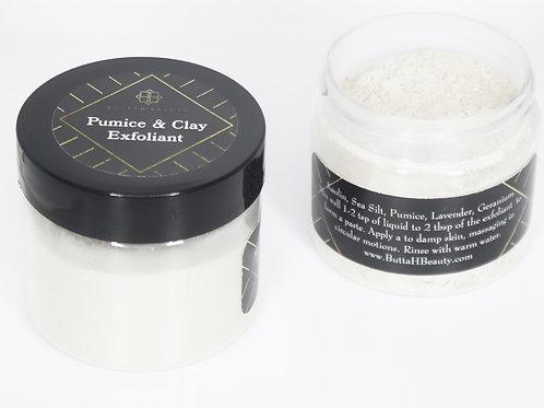 Pumice & Clay Exfoliant