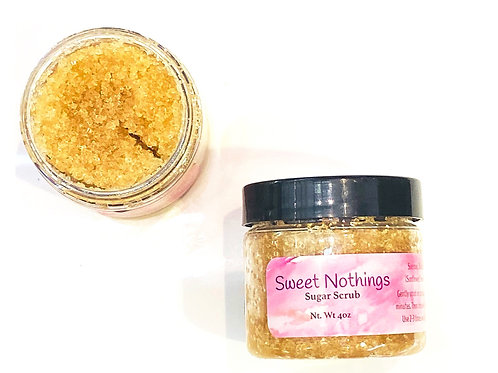 Sweet Nothings Sugar Scrub
