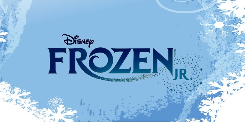 Frozen Jr. Saturday Meet and Greet 2:27 PM