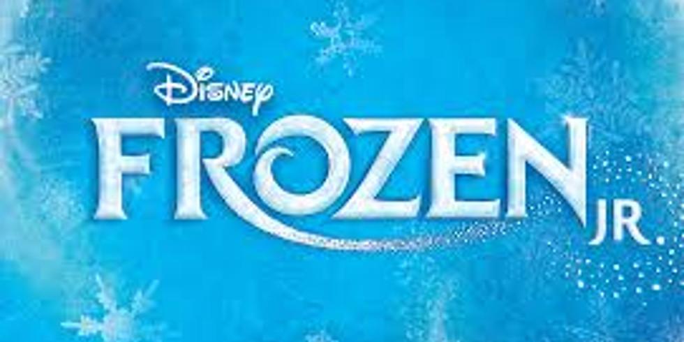 Frozen Jr. Saturday Meet and Greet 2:39 PM