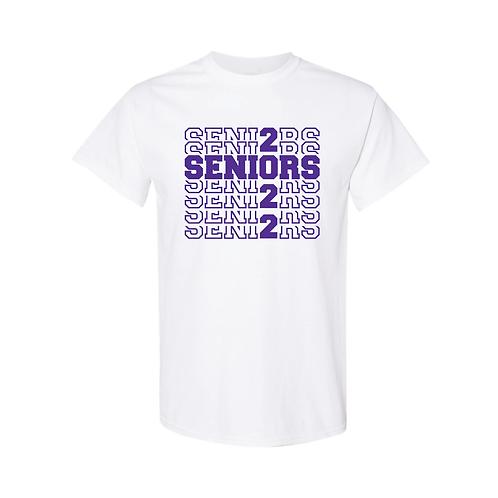 Senior 2022 Paint War Shirt
