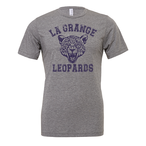 Retro LG Leopards Athletic Tee