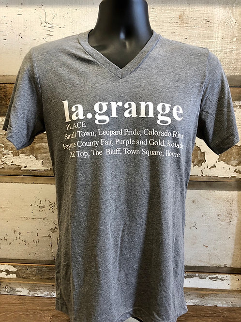 LaGrange Definition