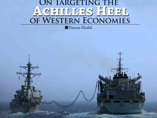 Al-Qaeda's glossy magazine discusses the world's straits