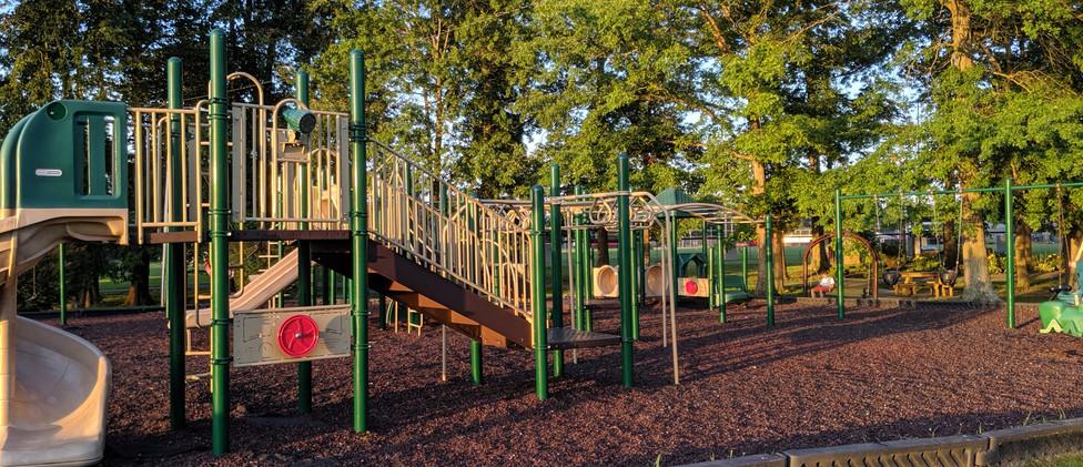 The Green Playground