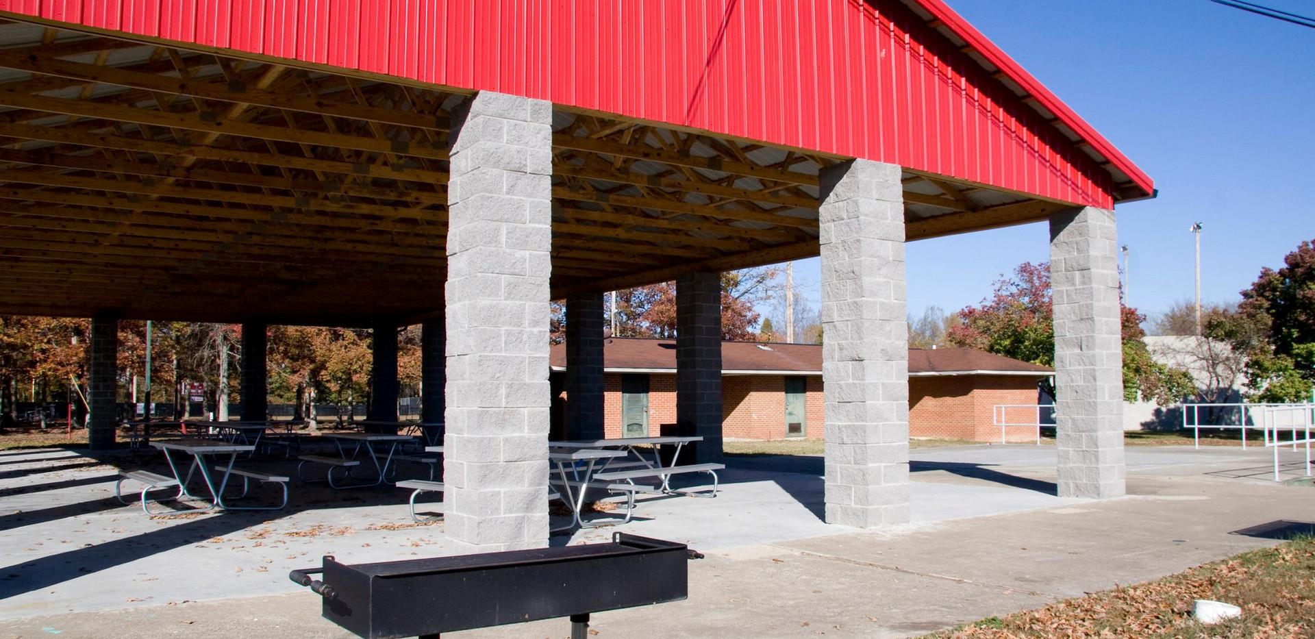 The Splash Park Pavilion