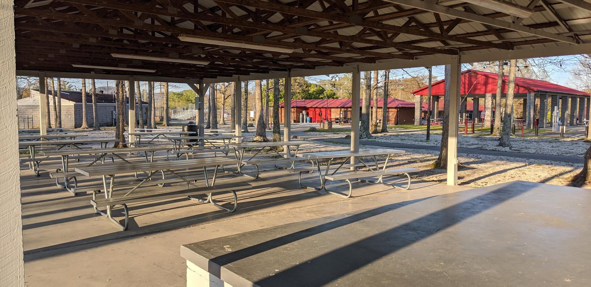 Sheltered Stage inside left view.jpg
