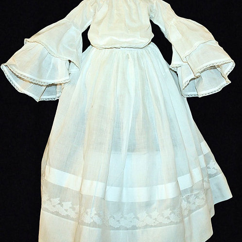 Gown for Baby, Georgian Period