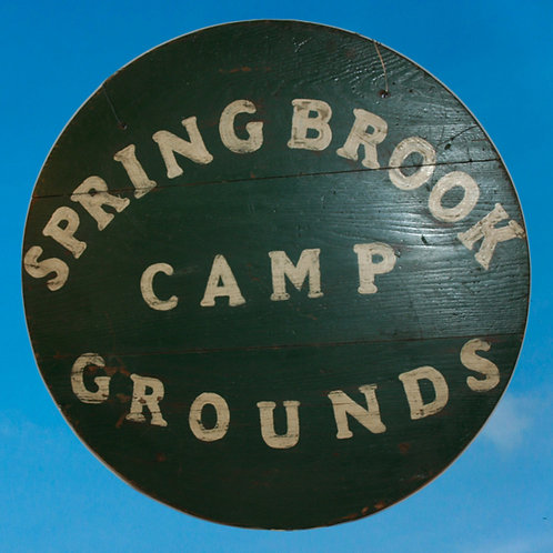 Camp Sign, Ex-Collection