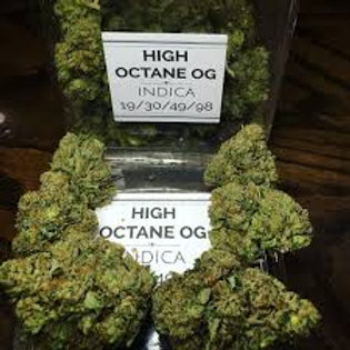 High OctaneOG marijuanastrain