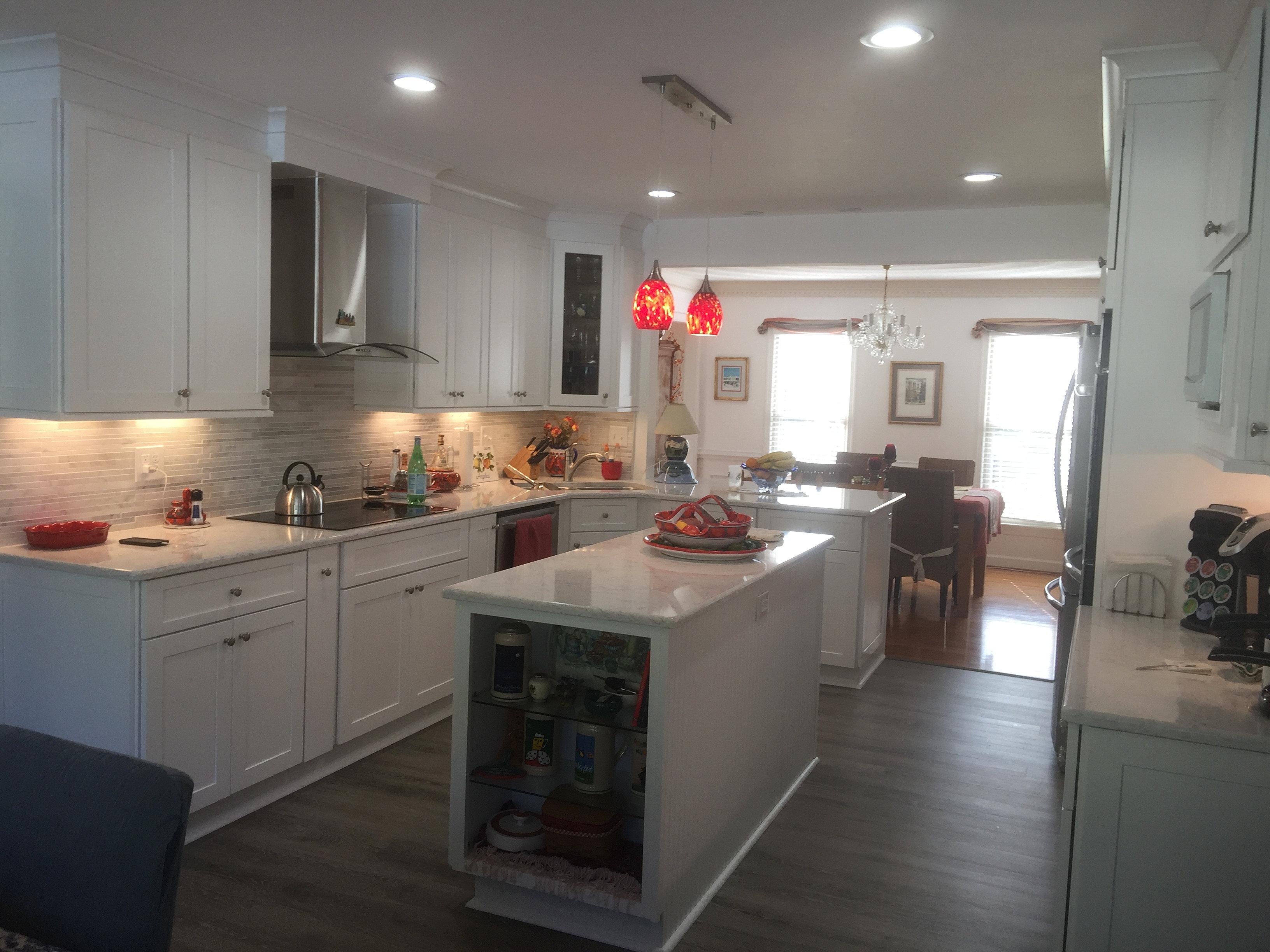 Kitchen Remodeler in Virginia Beach