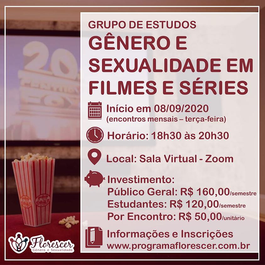 Grupo de Estudos - Gênero e Sexualidade em Filmes e Séries