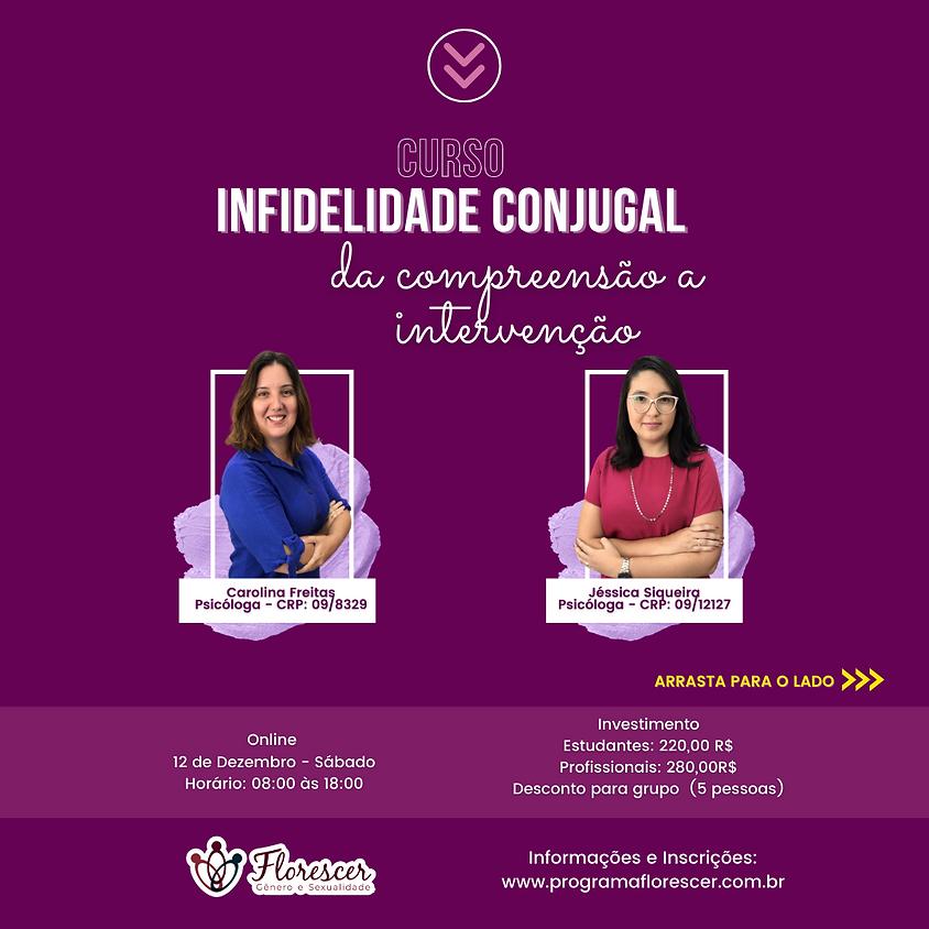 Curso Online - Infidelidade Conjugal da compreensão a intervenção