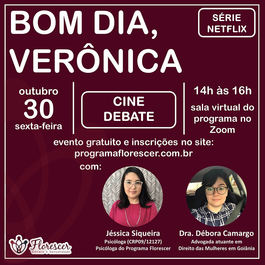 Cine Debate - Bom dia Verônica