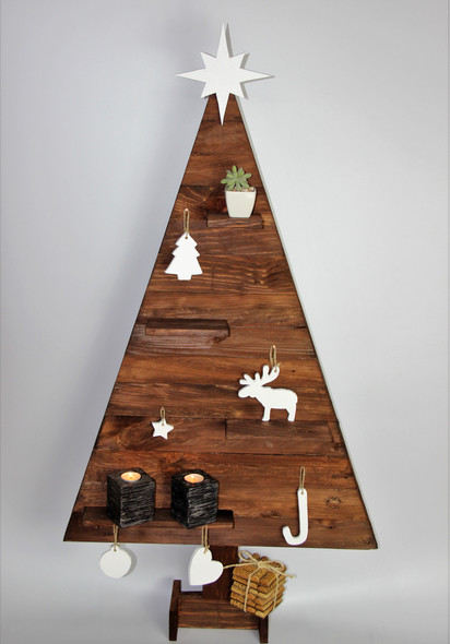 MAYARDITH árbol navideño grande