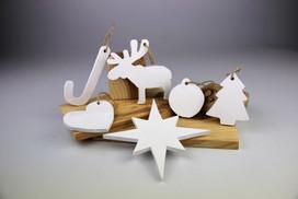 ADIL decoración navideña grande