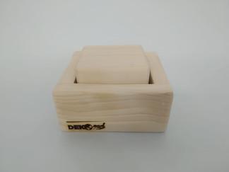 MIKU NATURAL mini-cubo