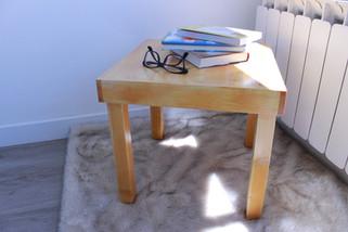 YASSINE mesa auxiliar