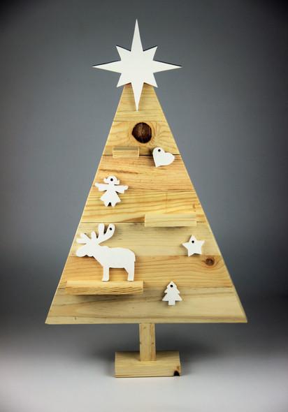 MAYARDITH árbol navideño pequeño